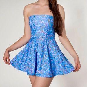 [American Apparel] Nylon Skater Skirt Dress